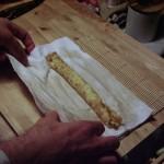 Compressed omelette