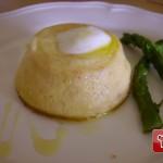 Stracchino-Käse Aufläufe