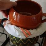 Couscous pot