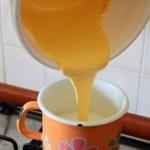 Creamy mixture