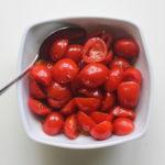 Baby tomatoes