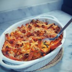 Baked pasta