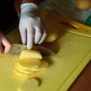 Fettine di patata