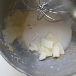 Milch und Butter