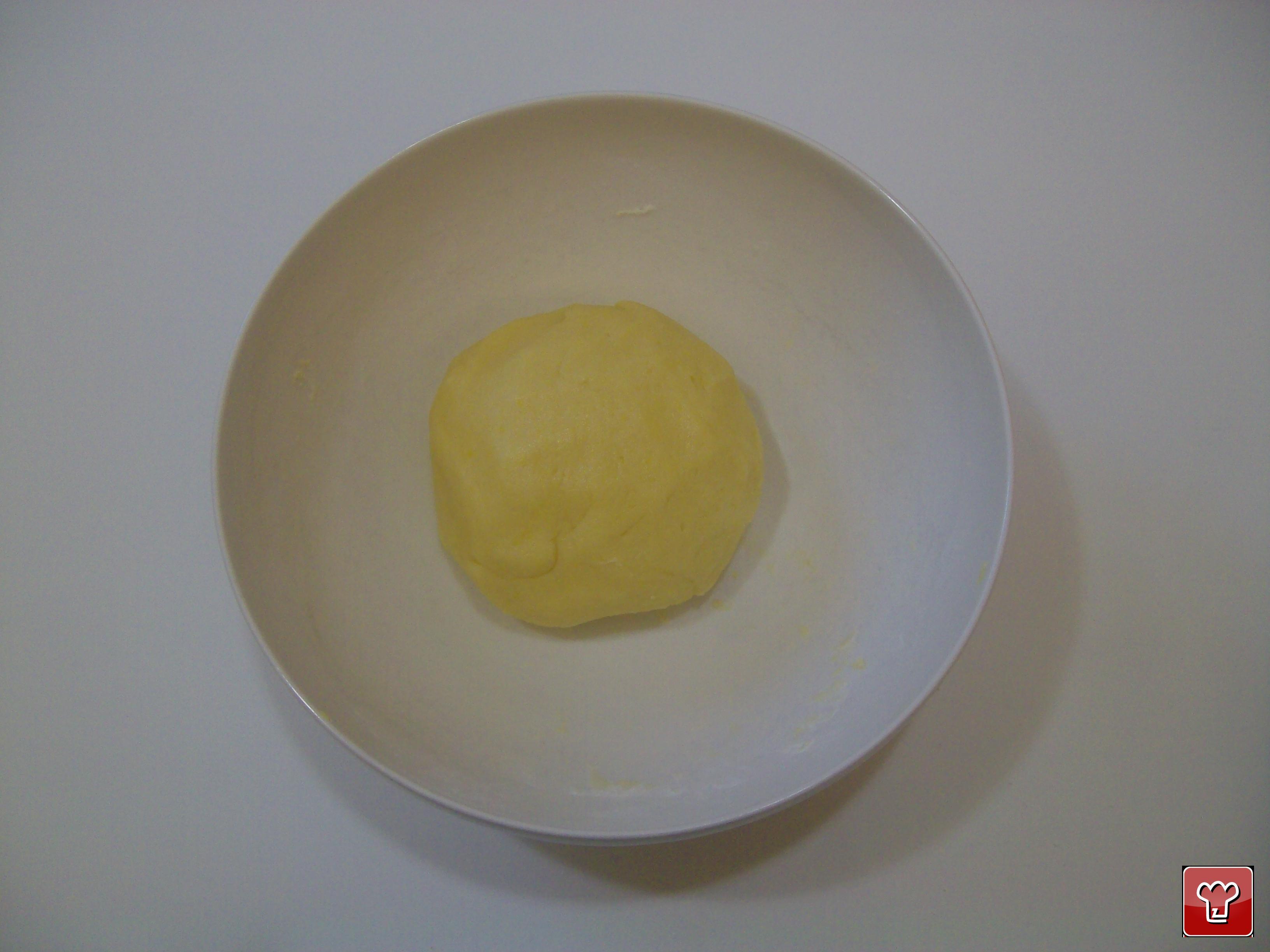Pâte pour la base
