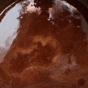 Pour into a saucepan melt