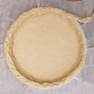 Make a pastry shell