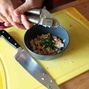 Schiaccia aglio