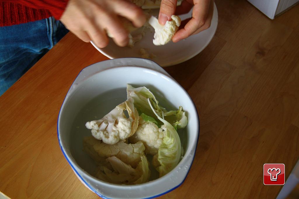 Cuocete i Cavolfiori