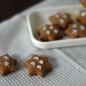 Star bread biscuits