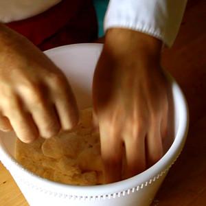 Faire la pâte
