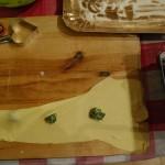 Tirare la pasta