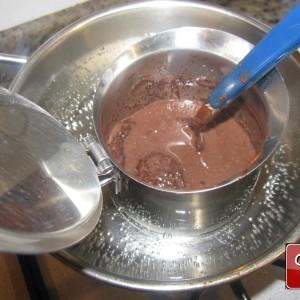Faire fondre le chocolat