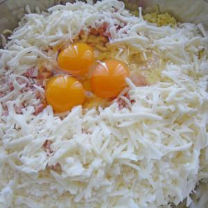 Incorporer les œufs