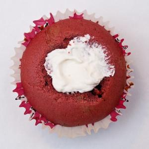 Riempite i cupcakes