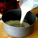 Latte e zucchero