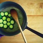 Zucchine per salsa