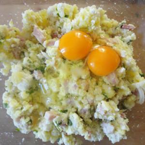 Incorporare le uova