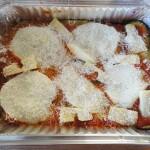 Aggiungere il parmigiano