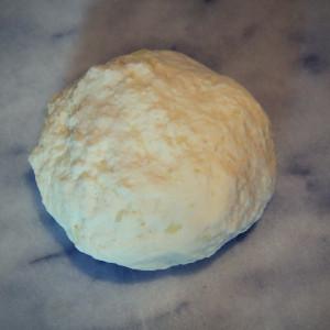 Potato dough