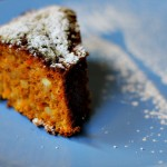 Honey and ginger cake