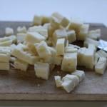 Tagliare il formaggio