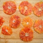 Tagliate l'arancia