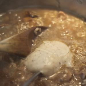 Crème de truffe