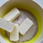 Burro e zucchero