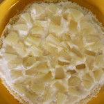 Crema e ananas