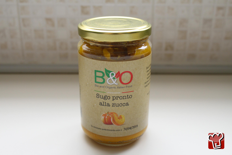 Ready-made pumpkin sauce