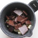 Cioccolata e burro