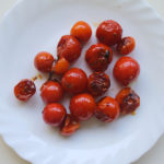 'Roasted' baby tomatoes